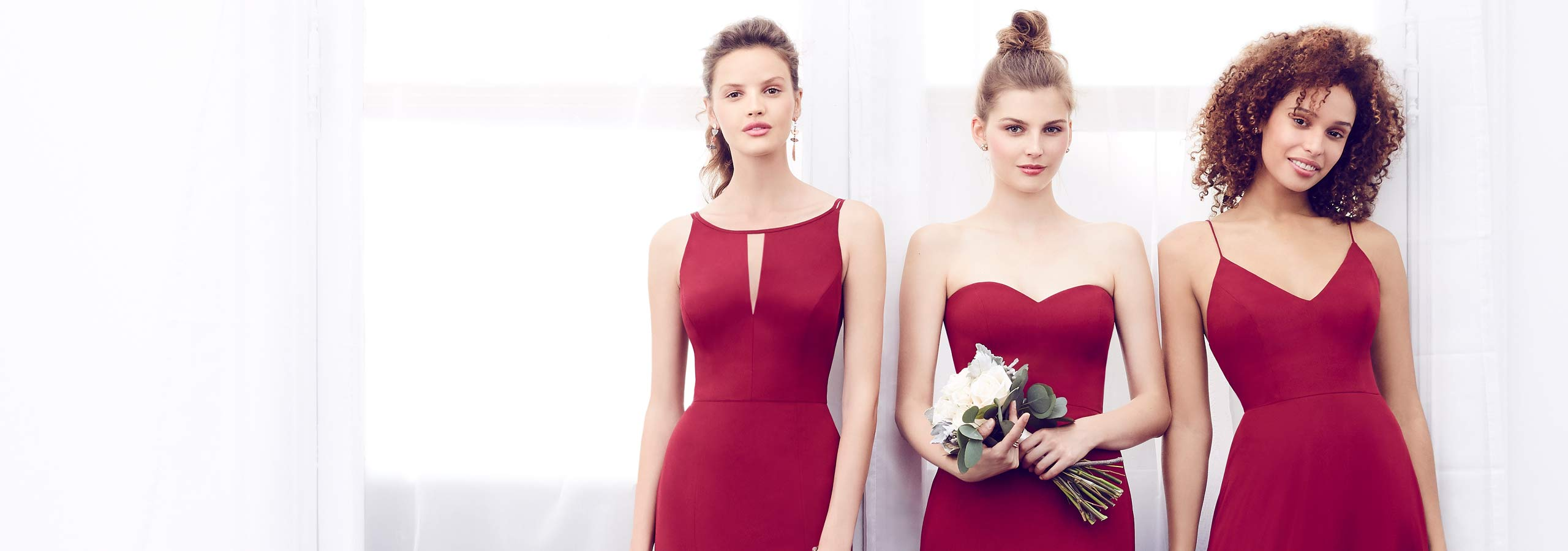 Spring 2019 Thread Bridesmaid Dresses