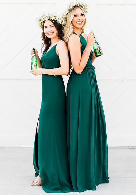 2731e221ac Thread Bridesmaid Styles Cora   Kailyn