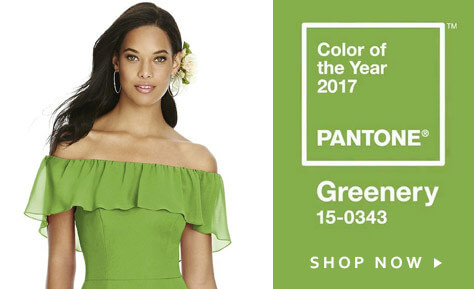 Pantone Color of the Year 2017 - Pantone Greenery.