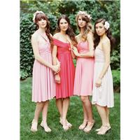 Our Little Twist Dress Is A Wardrobe Must Have For Bridesmaids