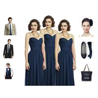 The Elegance of Pantone Midnight for Your Fall Wedding!