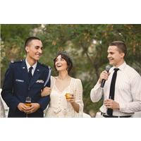 To the Bride and Groom! How to Give a Wedding Toast