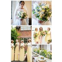 Primrose yellow wedding ideas that will TOTALLY make you want to get married in springtime