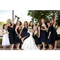To Speak or Not to Speak As a Bridesmaid