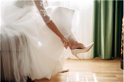 Choose the Shoe: 4 Things to Keep in Mind When Picking Out Wedding Shoes