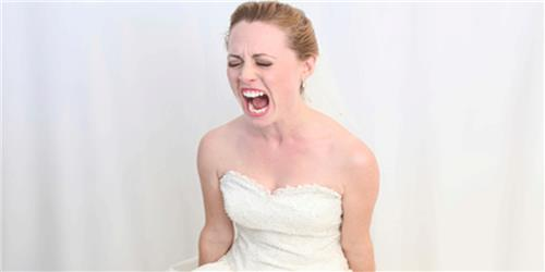 Bridezilla symptoms - are you suffering from this pre-wedding illness?